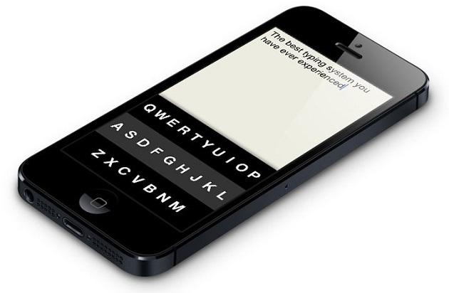 Fleksy keyboard iPhone (1)
