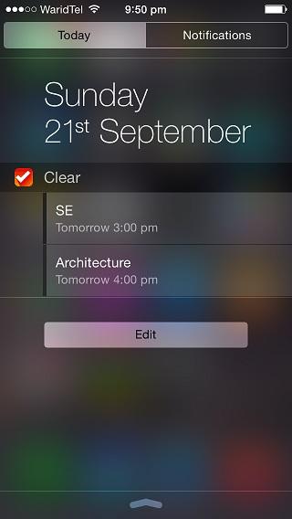 app widgets how to