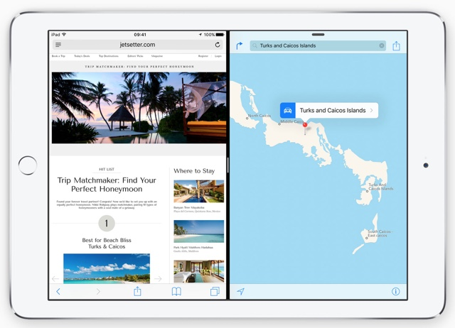 iPad SplitView Medusa tweak