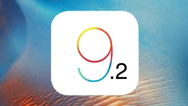 iOS 9.2 main