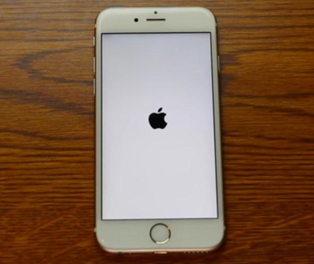 Bricked iPhone
