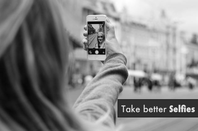 Take better selfie iPhone
