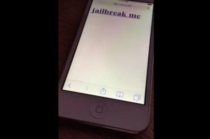 Jailbreakme demo iOS 9