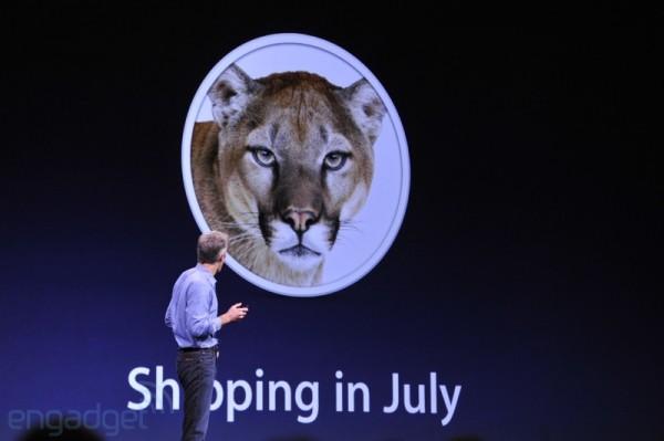 Mountain Lion en la WWDC 2012
