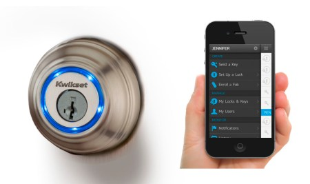 Kwikset Kevo is an Internet of Things device.