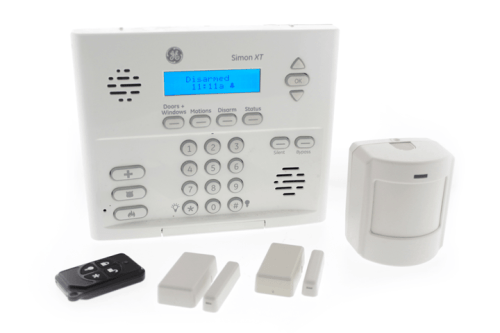 Internet of things security kit