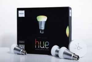Hue Smart Bulbs from Philips