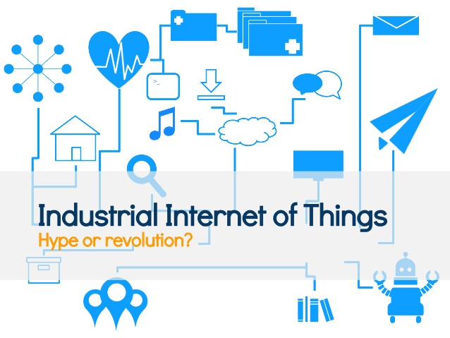 industrial internet of things applications and examples