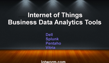 Best Internet of Things Business Analytics tools
