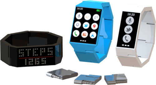 Chooseblocks Smartwatch 2016 edition
