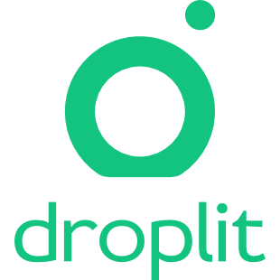 Droplit IoT company logo and official Favicon