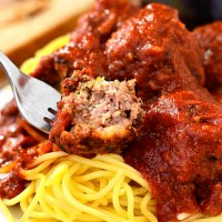 Incredible Italian Meatballs