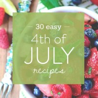 30 Easy 4th of July Recipes