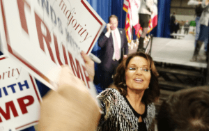 Related article: Trump Card: Palin Goes Rogue on Cruz in Ames
