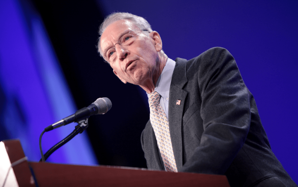 Weekly News Roundup: Grassley Tells Trump He Was Dropped from Tax Committee, Author Investigates Farmer Suicides