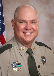 Linn County Sheriff Brian Gardner
