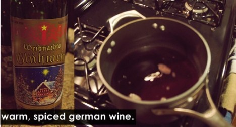 german gluhwein page