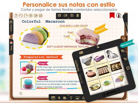 NoteLedge Premium - Tomar Notas y Grabación de Sketch, Audio y Vídeo