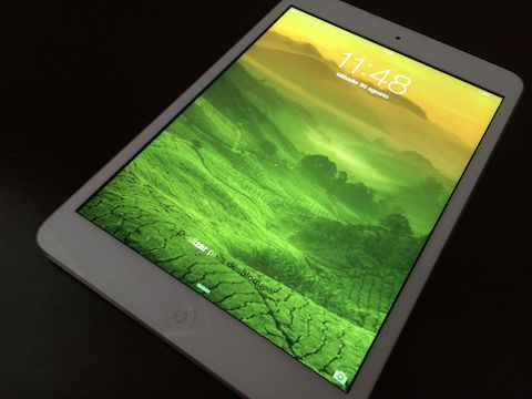Wallpaper iPad Malasia Cameron Highlands diag