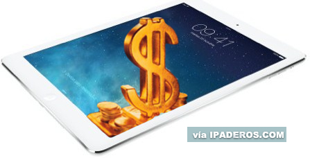 iPad Air dólar