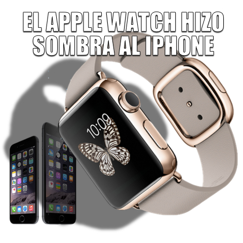 Apple Watch sombra