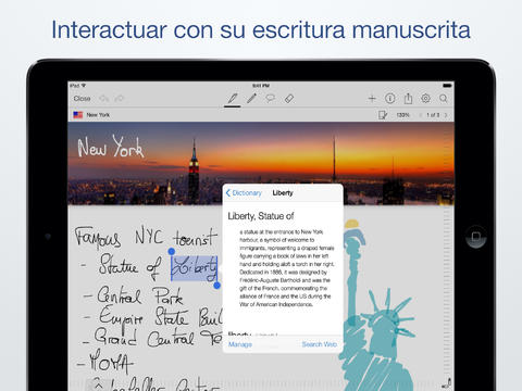 MyScript Smart Note