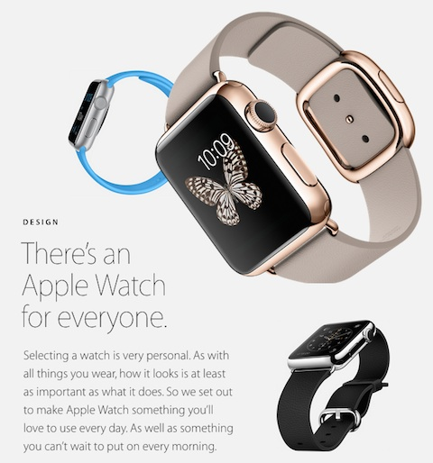 apple watch modelossss
