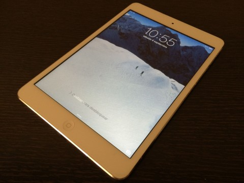wallpaper iPad expedición nieve Diag