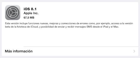 iOS 8.1 b