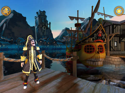 Captain Sabertooth ~ new adventures