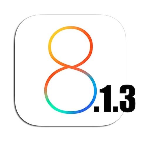 iOS8-logo 8.1.3