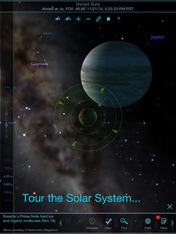 Distant Suns(max)- Touch the sky, own the Universe