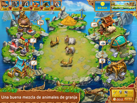 Farm Frenzy- Viking Heroes HD