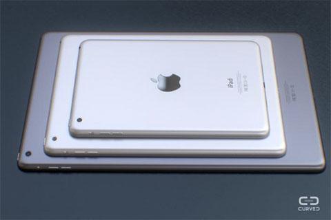 Concepto de diseño de iPad Pro