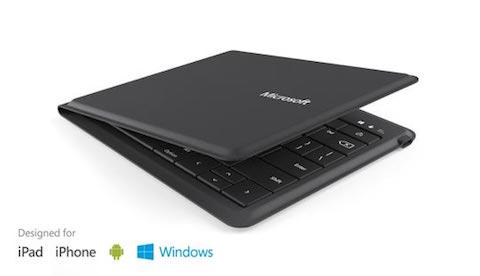 microsoft teclado plegable 0