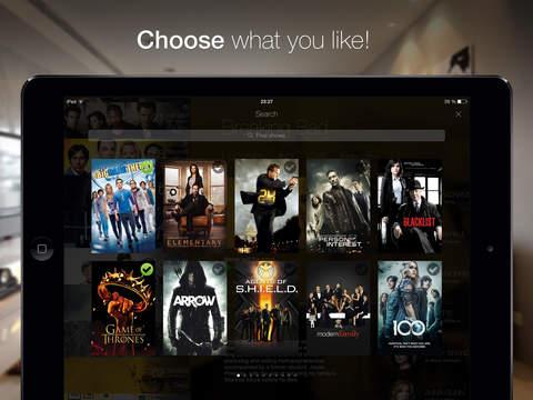 TeeVee 3 - Your TV Shows Guru