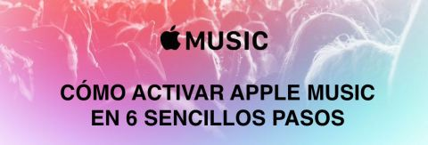 como activar apple music