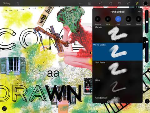 2D - Pinta, Dibuja, Boceto, Collage