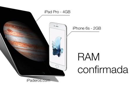 iPad Pro iPhone 6s