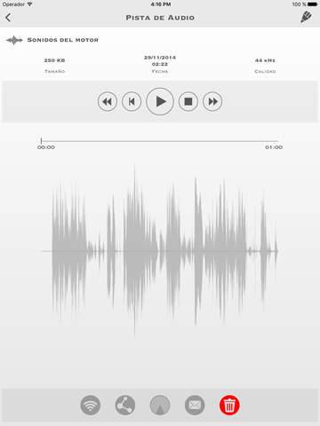 My Rec - Grabador de Audio