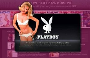 Playboy Archives for iPad