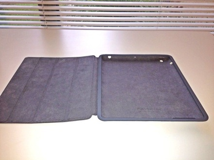 iPad Smart Case Interior