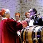 Ceremony at Grumage de Santenay
