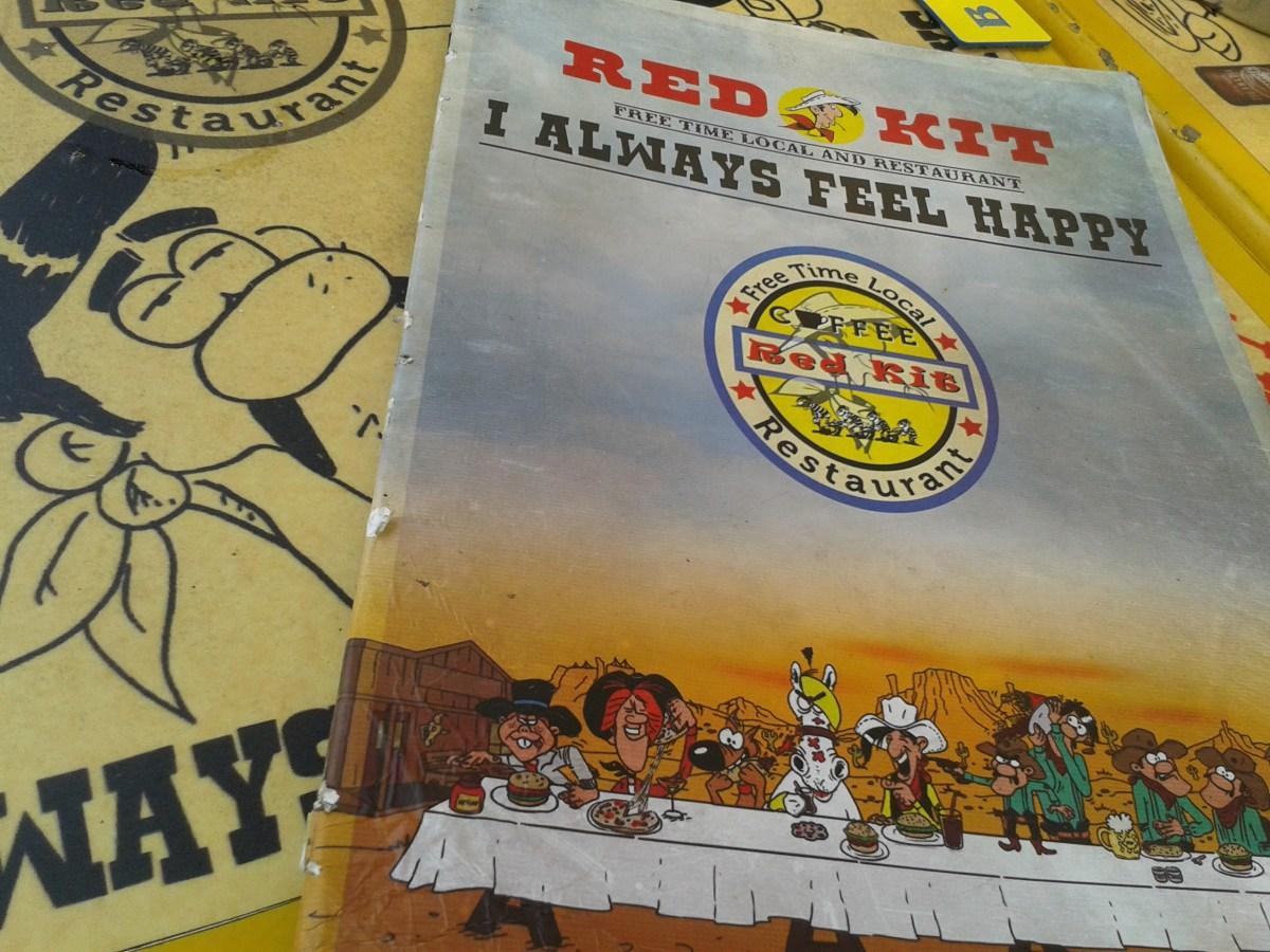 Red Kit Restaurant Kadıköy