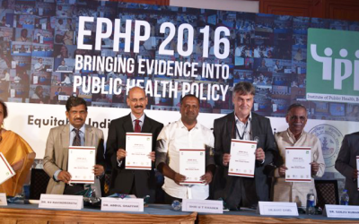 EPHP 2016 Special Supplement Published on BMJ Global Health