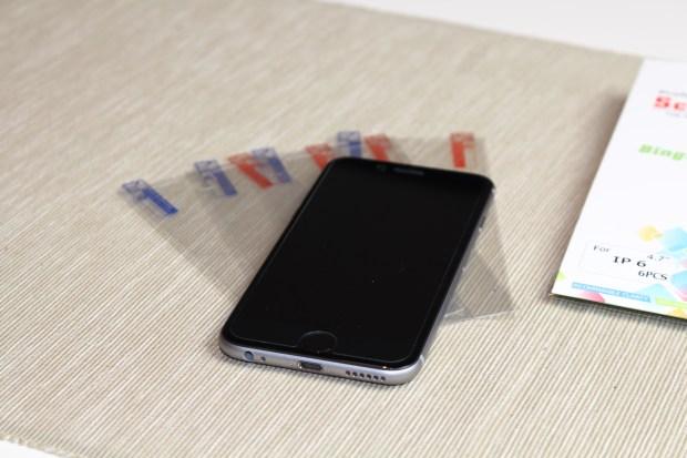 Displayschutzfolie iPhone 6 (4,7 Zoll) Displayschutz Schutzfolie Folie