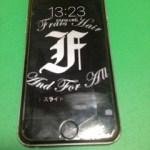 【修理実績No.99】iPhone6のフロントパネル液晶割れ