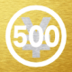 500