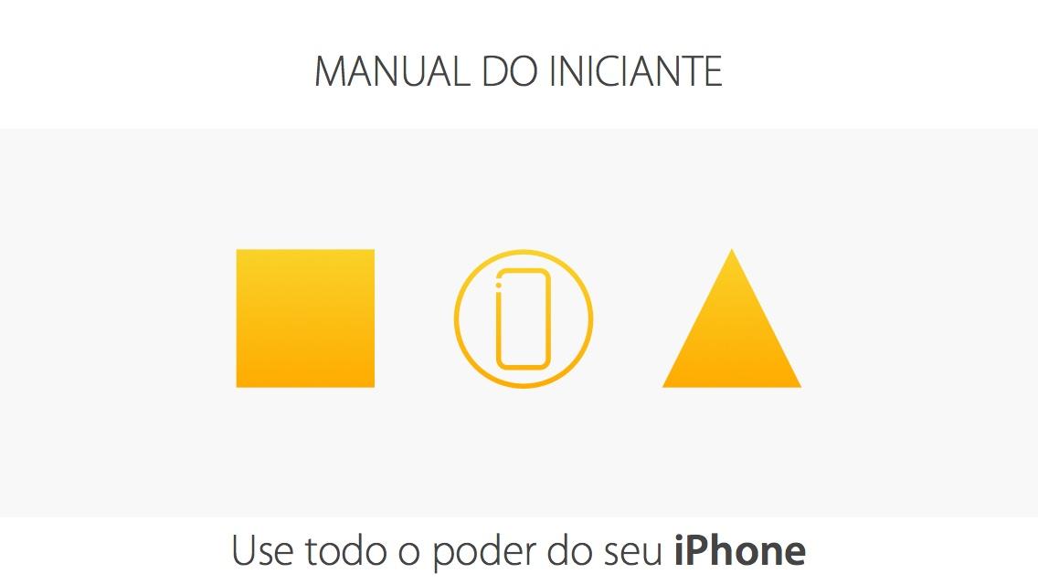 [Manual do Iniciante] Use todo o poder do seu iPhone – Introdução