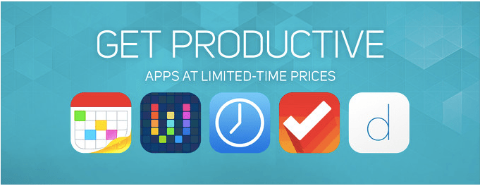 Apps em promoção app store